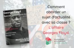 Journal scolaire black lives matter